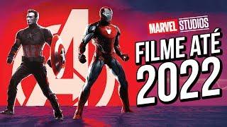 É OFICIAL! MARVEL CONFIRMA FILMES ATÉ 2022!