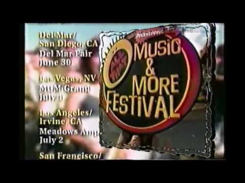 Nickelodeon All That Music and More Festival Commercial