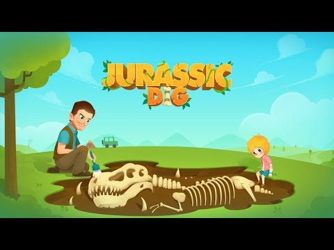 Jurassic Dig APK Cover