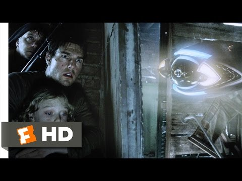 War Of The Worlds (4/8) Movie CLIP - Probing The Basement (2005) HD
