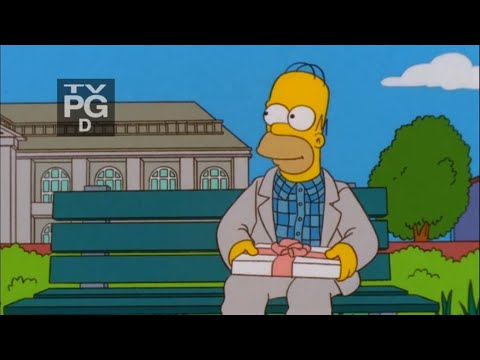 The Simpsons Forrest Gump Trailer