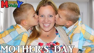 Mother's Day Surprise || Mommy Monday