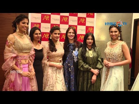 Tyaani Hyderabad Collaborates with Fashion Designer Ashwini Reddy