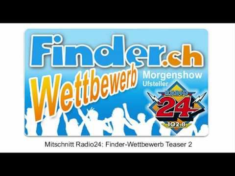 finder.ch-Wettbewerb auf Radio24 Teaser 2