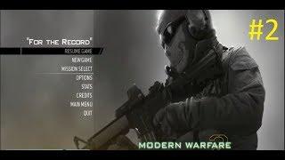#2 Call of Duty MW 2 nabrak terruss