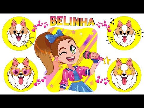 BELINHA🐶 (Clipe Oficial) Mileninha - 7 anos thumbnail