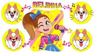 BELINHA🐶 (Clipe Oficial) Mileninha - 7 anos