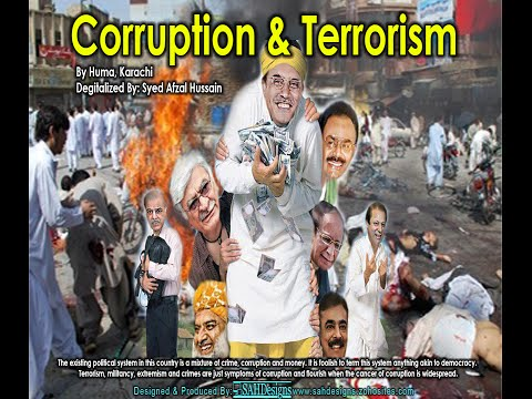 Corruption And Terrorism