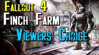 Let's Build Fallout 4: Finch Farm Live Stream Replay