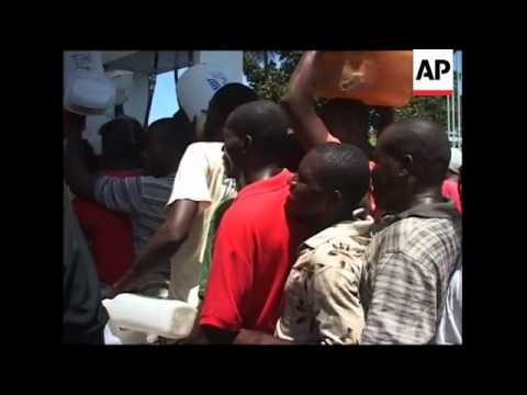 Fuel shortages add to problems in post-earthquake Haiti
