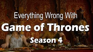 Everything Wrong With Game of Thrones - Season 4