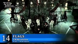Download Lagu Top 20 J-pop Music Chart 2011 (May-Aug) Gratis STAFABAND