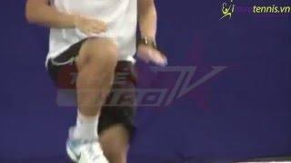 Hướng dẫn chơi tennis Breakpoint Phần 1-Part 1 - HLV Trương Quang Vũ