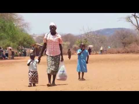 Horn of Africa - Meru food distribution - Part One