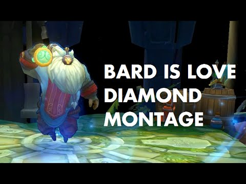 Bard is Love - Diamond Montage