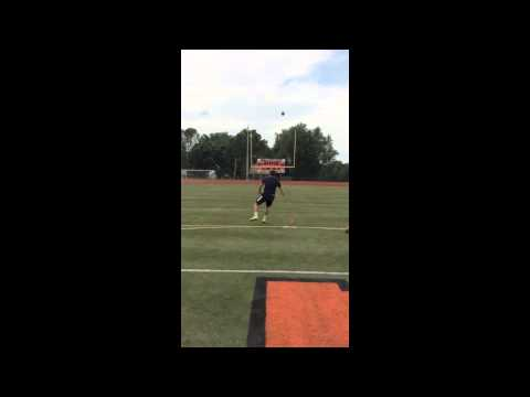 George Lambritsios - 16 Year Old 55 Yard Field Goal - Marple Newtown Senior High School Football