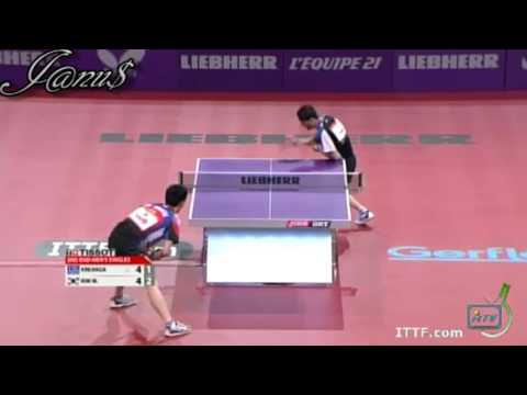 2013 WTTC (ms-R64) KREANGA Kalinikos - KIM Min Seok [Full Match/Short Form]