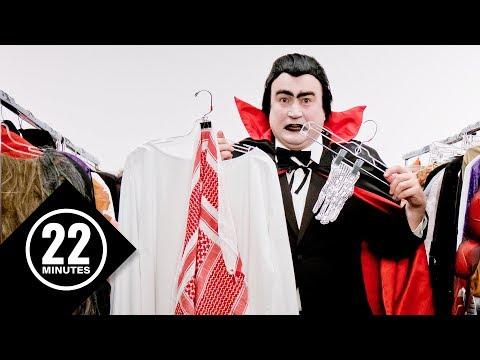 Justin Trudeau39s Costume Chateau  22 Minutes
