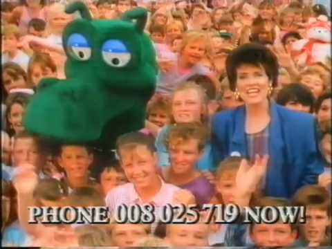 "St George Bank (Australian Bank) ad with Julie Anthony (along side the Happy Dragon) singing about the Aussie dream of owning a home. From around 1991. ""What..."