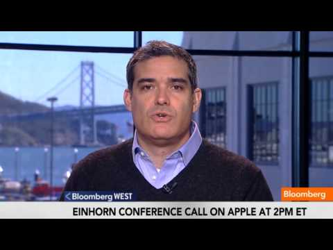 Einhorn Criticized by Investor on Apple Stance