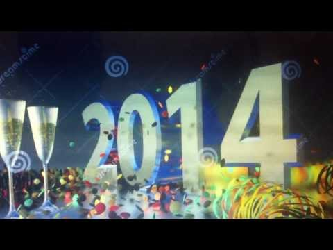 Happy New Year 2014 ~ Radio Botswana 12:00 midnight