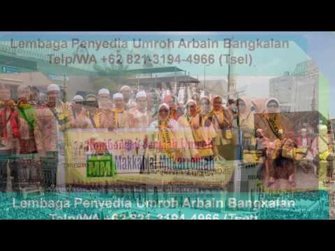 Youtube travel umroh bangkalan
