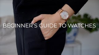 Don't Buy A Watch Without These Tips   Watches 101 (SPONSORED)