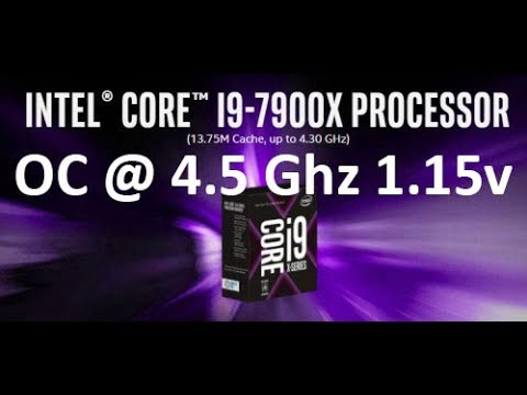 Lucky_n00b Vlog: Preview OC Intel Core i9-7900X 'Skylake X' @ 4.5Ghz + MSI X299 XPower(Indonesia)