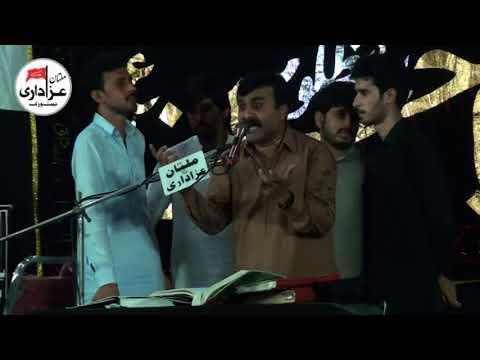 Zakir Qazi Waseem Abbas I Majlis 7 Zilhaaj | Safdar Laaj Eid Gah Multan |