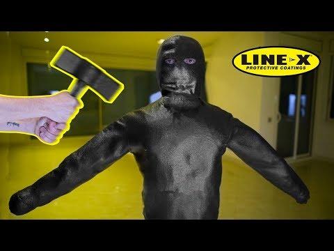 ME HE PINTADO EL CUERPO ENTERO CON LINE-X!! ** SPRAY INDESTRUCTIBLE ** [bytarifa] thumbnail