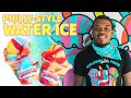 He Brought PHILADELPHIA WATER ICE to Los Angeles!   News Bites