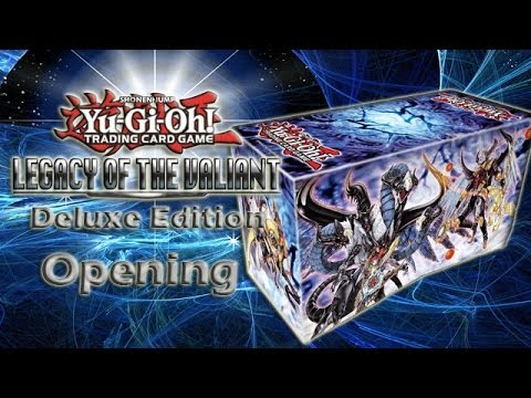 Yugioh Legacy of the Valiant: Deluxe Edition - Opening