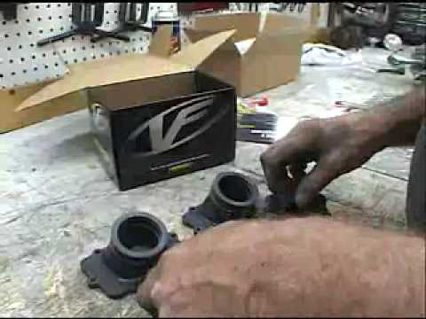 Cudney Racing - Reeds & Spacer Installation