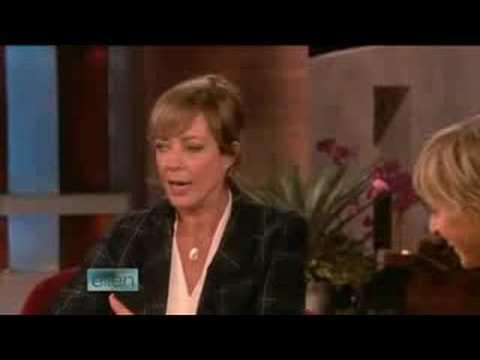 Ellen 09/23/2008 Allison Janney