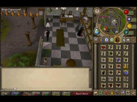 Runescape NightmareRH's Full Bank Vid 1 5Bil + Updates