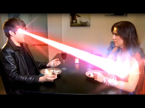 WATCH THE EXTRAS: http://bit.ly/SuperheroesEXTRAS What if the superheroes we knew and loved were bound by the constraints of real life? ---------------------...