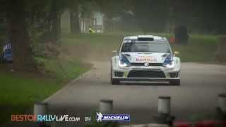 Vid�o Shakedown - 2014 WRC Rallye de France par Best-of-RallyLive (3727 vues)