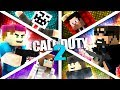 Minecraft: CALL OF DUTY WW2 | MODDED MINI-GAME (500 POINTS!)
