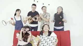 Download Lagu MEDLEY LAGU ANAK - feat. Nadya, Kaye Kyla, Fathia, Bong, Edhozell, and Cameo Project Gratis STAFABAND