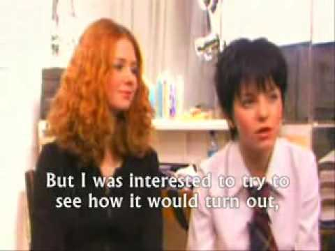t.A.T.u. - the Making of Ya Soshla S Uma (w/ English subtitles)