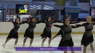 B02 Synchronised Skating Events | NSW FIGURE SKATING CHAMPIONSHIPS 2018