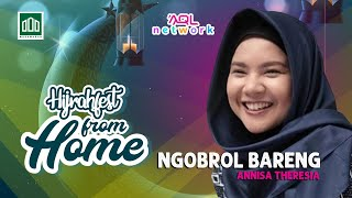 Hijrahfest From Home : Ngobrol Bareng Tere