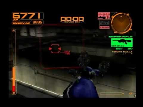 Armored Core2 Horker Bee.mp4 video