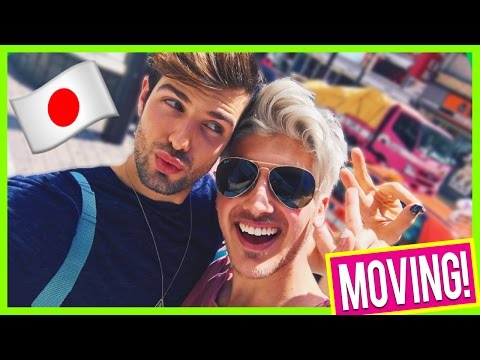 I'M MOVING TO JAPAN!