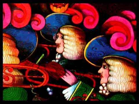 Massaino, Speer, Pezel: Baroque Brass Fanfares And Sonatas, 1967 - London Brass Players