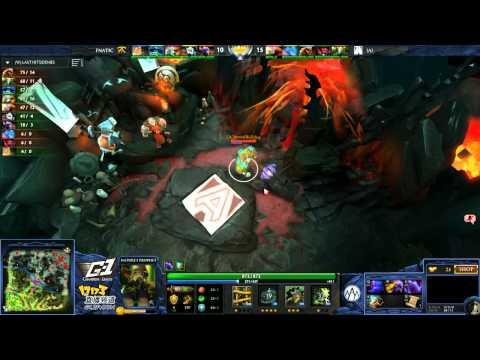 Fnatic vs Alliance - Game 2 (G-1 League - NA/EU Qualifier)