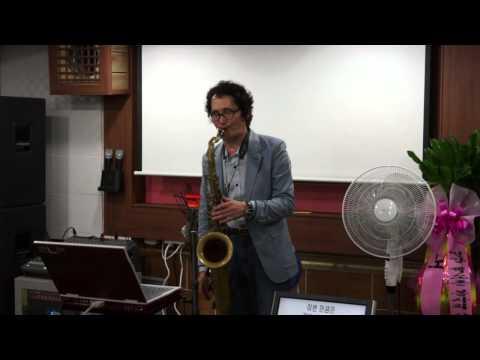 김성하-거짓말 (밀양 색소폰 봉사단..색소폰 워크샵 뒤풀이 연주)...........