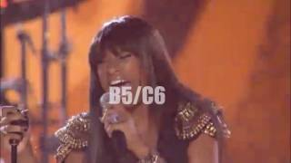 Jennifer Hudson Video - (HD) Jennifer Hudson - Vocal Range LIVE C3-C#6 3.1 Octaves