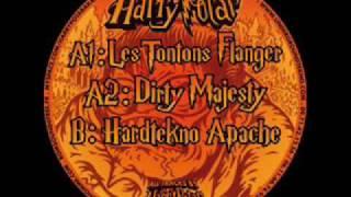 HARRY POTAR - Dirty Majesty
