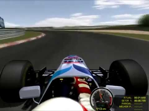 Natural Onboard Series Car: Pacific Ilmor PR01 Engine: Ilmor 3.5L V10 Driver: Paul Belmondo.